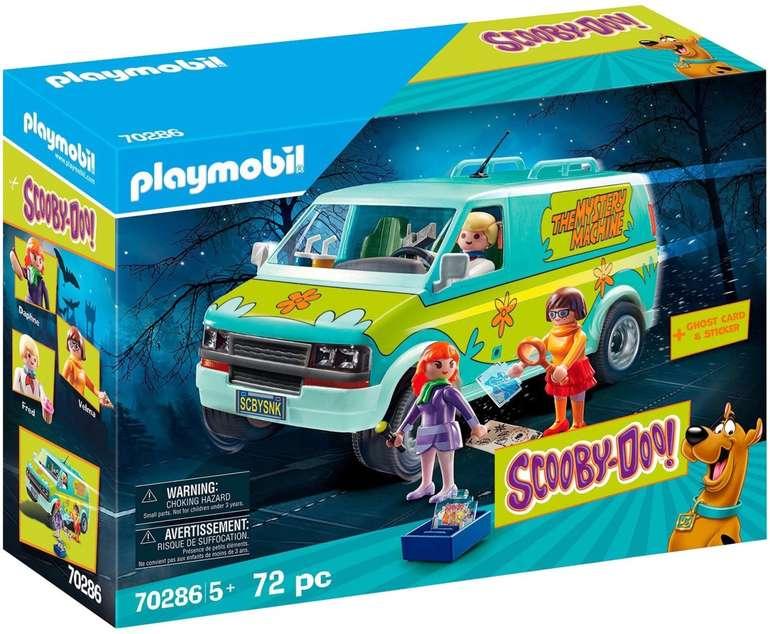 Playmobil Scooby-Doo! Mystery Machine (70286) für 22,90€ inkl. Versand (statt 27€)