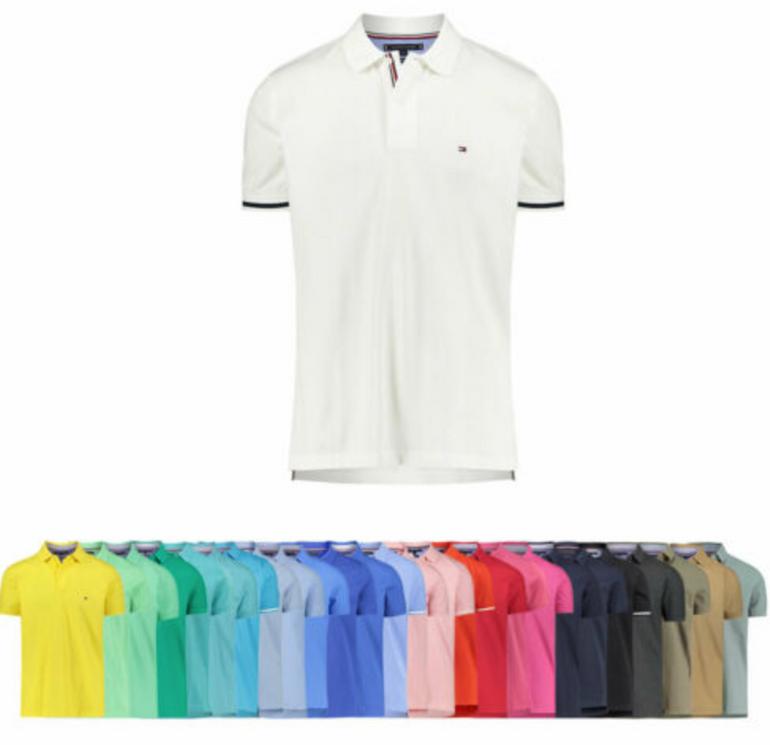 Verschiedene Tommy Hilfiger Polos (Regular & Slim Fit) für 39,90€ inkl. Versand
