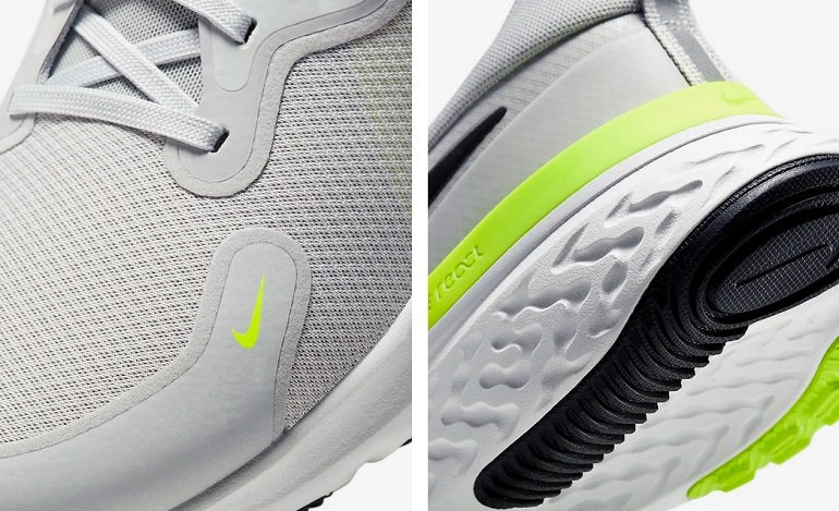 Nike React Miler Herren Sneaker 2