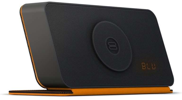 Bayan Audio Soundbook X3 Bluetooth-Lautsprecher (20W, BT4, aptX, NFC, AUX-In, UKW, Klappcover) für 46,98€