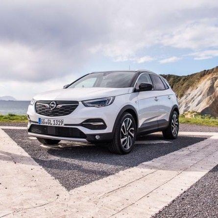 Gewerbe: Opel Grandland X 2.0 D Ultimate inkl. Wartung + Verschleiß für 195,61€ Netto mtl. leasen