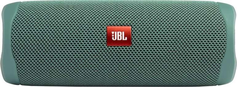 JBL Flip 5 Bluetooth-Lautsprecher in Forest Green für 73,99€ inkl. Versand (statt 84€)