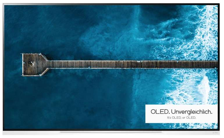 "LG OLED65E97LA - 65"" UHD 4K OLED Smart TV mit HD Triple Tuner für 1.699€ (statt 2.059€)"