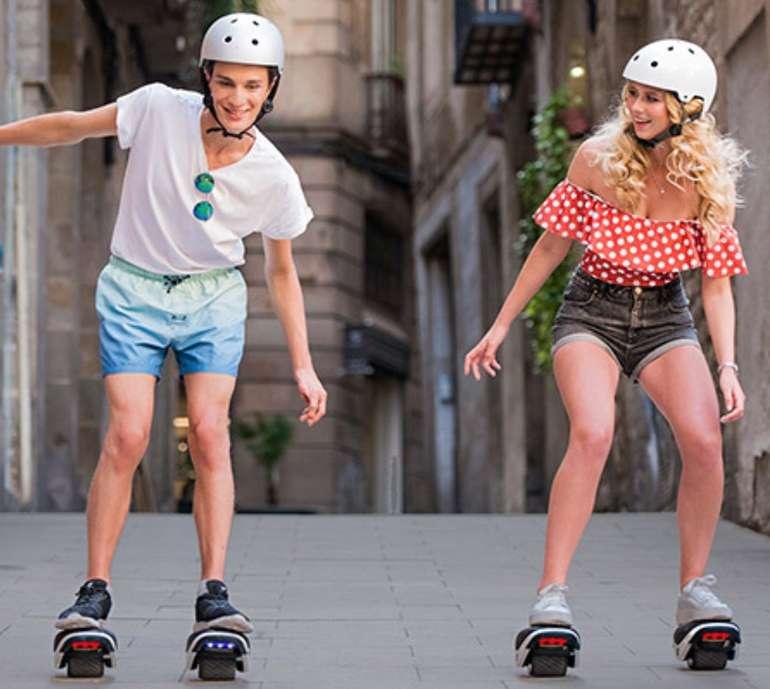 Segway Drift W1 e-Skates für 129,95€ inkl. Versand (statt 250€)