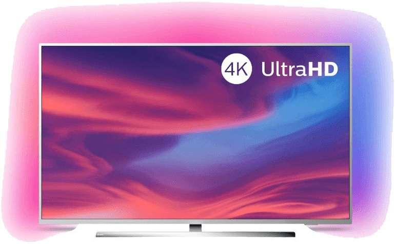 Philips 55PUS7354  - 55 Zoll 4K UHD Smart-TV mit 3-seitigem Ambilight für 562,89€ (statt 748€)
