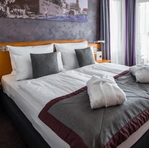 1 ÜN im 4* Hotel Wyndham Garden Dresden inkl. Frühstück + Wellnes ab 35€ p.P.