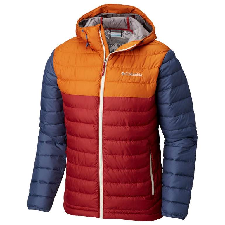 Columbia Funktionsjacke Powder Lite Hooded Jacket für 72,97€ inkl. VSK