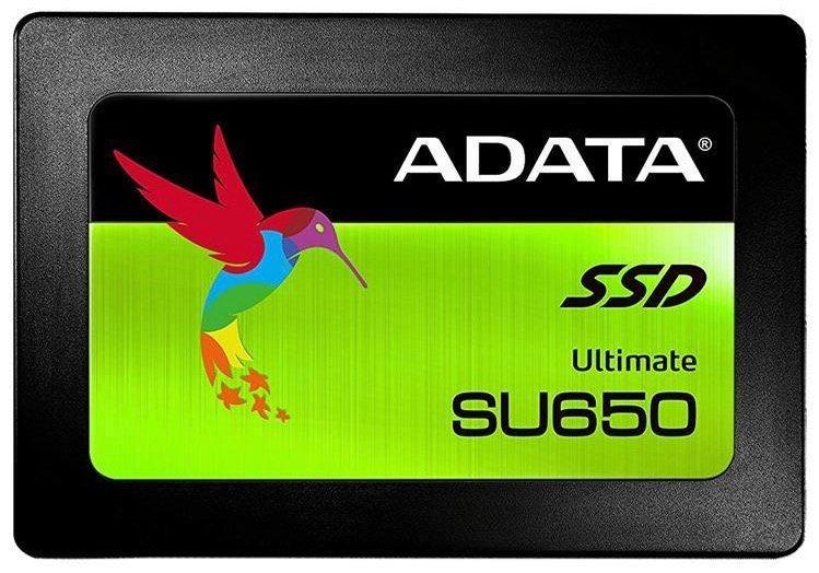 Adata Ultimate SU650 SSD mit 240GB für 33,90€ inkl. Versand