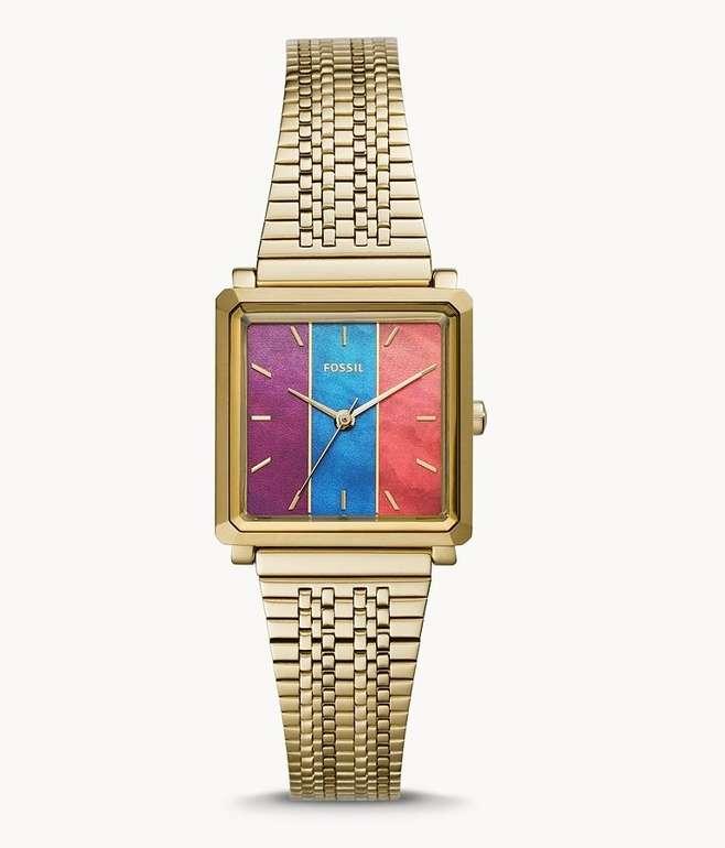 Fossil Damen Edelstahl Uhr Julienne in 3 Farben für je 63,75€ inkl. Versand (statt 92€)
