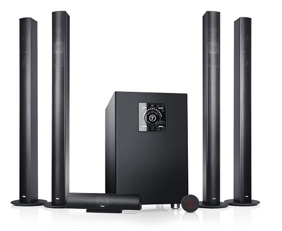 Teufel Concept E 450 Digital Superior Edition 5.1 Soundanlage für 829,98€