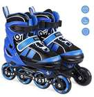 Intey Kinder Inline Skates in blau ab 26,99€ inkl. Prime Versand (statt 54€)