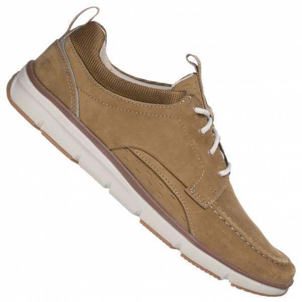 Clarks Orson Bay Herren Nubukleder Schuhe für 49,94€ inkl. Versand (statt 93€)