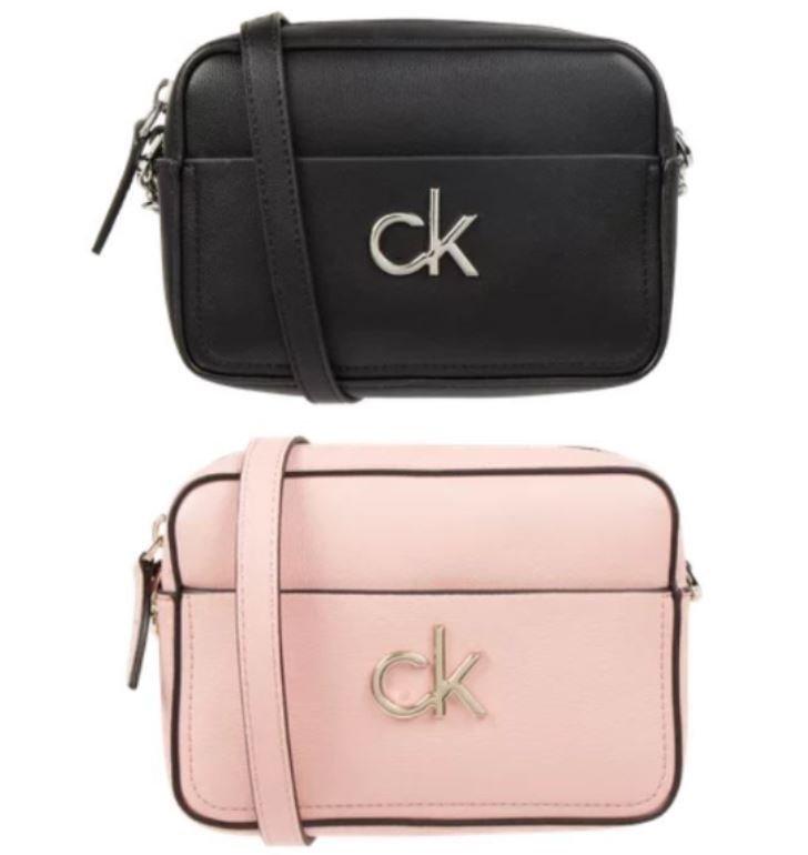 Calvin Klein Camera Bag in Lederoptik in zwei Farben für je 59,99 inkl. Versand (statt 76€)