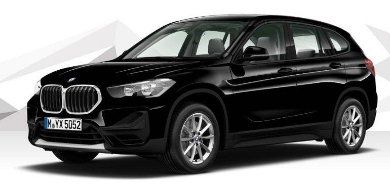 BMW X1 sDrive20i Advantage mit 192PS für 264€ Brutto mtl. im Privat- und Gewerbeleasing