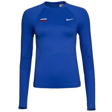 Nike Russland Damen Baselayer Shirt für 6,17€ inkl. VSK (statt 10€)