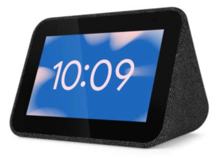 Lenovo Smart Clock mit Google Assistant für 27€ inkl. Versand (statt 44€)
