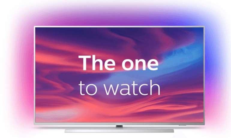 "Philips 65 PUS 7354/12 - 65"" UHD 4K LED Smart-TV mit Ambilight ab 948€ (statt 1148€)"