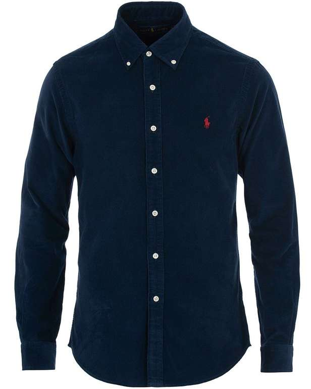 "Polo Ralph Lauren ""21 Wale Corduroy"" Hemd für 80,91€ inkl. Versand"