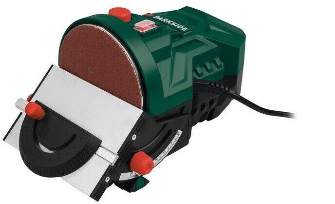 Parkside Tellerschleifgerät PTSG 140 C2 mit 140 Watt für 34,94€ inkl. Versand (statt 55€)