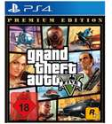 Media Markt Gaming-Highlights 2020 - z.B. Grand Theft Auto V – PS4 Premium Edition für 17,99€ (statt 25€)