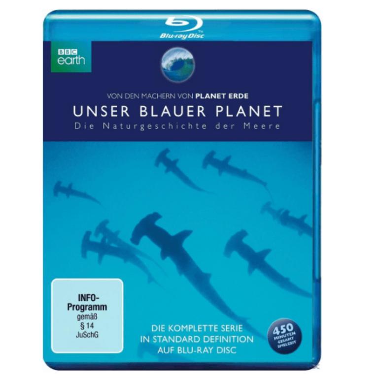 Unser blauer Planet - Die komplette Serie als Blu-ray für 10,99€ (statt 13€)