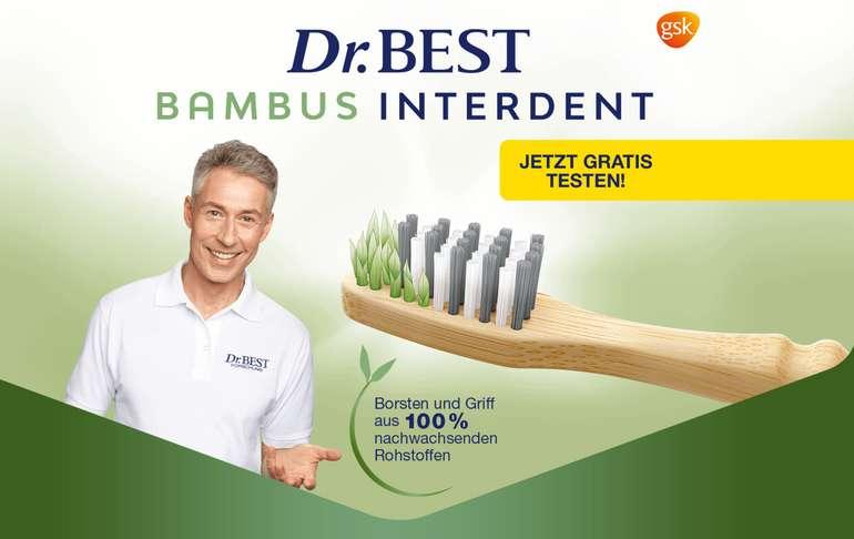 Dr. Best Bambus Zahnbürste gratis testen - GZG (18.12.2020 - 31.01.2021)