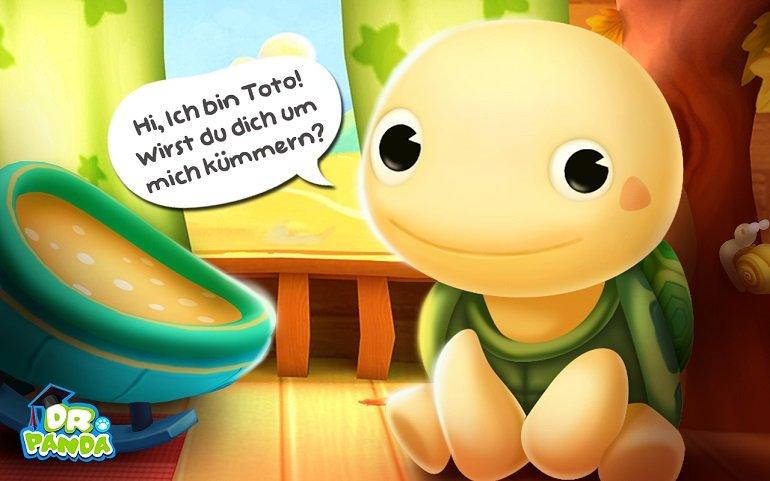 Dr. Panda & Totos Baumhaus App 2
