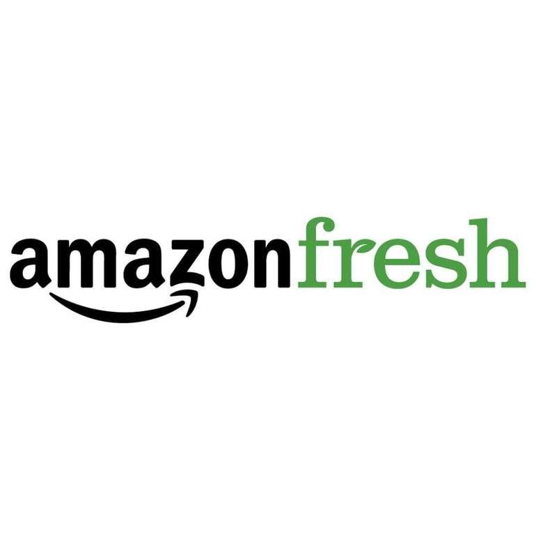 Amazon Fresh 15€ Gutschein ab 40€ Mindestbestellwert (Berlin, Potsdam, Hamburg und München)