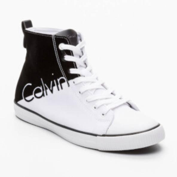 Calvin Klein Schuh Sale mit bis -65% - z.B. High-Sneaker für 32,99€ (statt 99€)