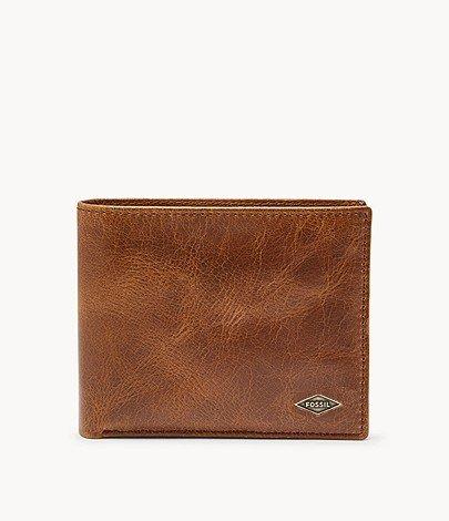 Fossil Herren Geldbörse Ryan (RFID Passcase) für 39€ inkl. Versand (statt 56€)