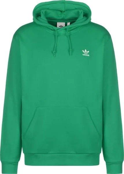 Adidas Originals Herren Hoodie Essential in grün für 34,97€ inkl. Versand (statt 56€)