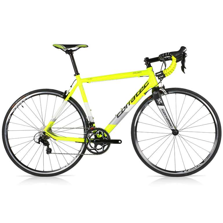 Corratec Dolomiti 105 Mix Road Bike 2018 (Rahmenhöhe: 54cm) für 780,68€ inkl. VSK