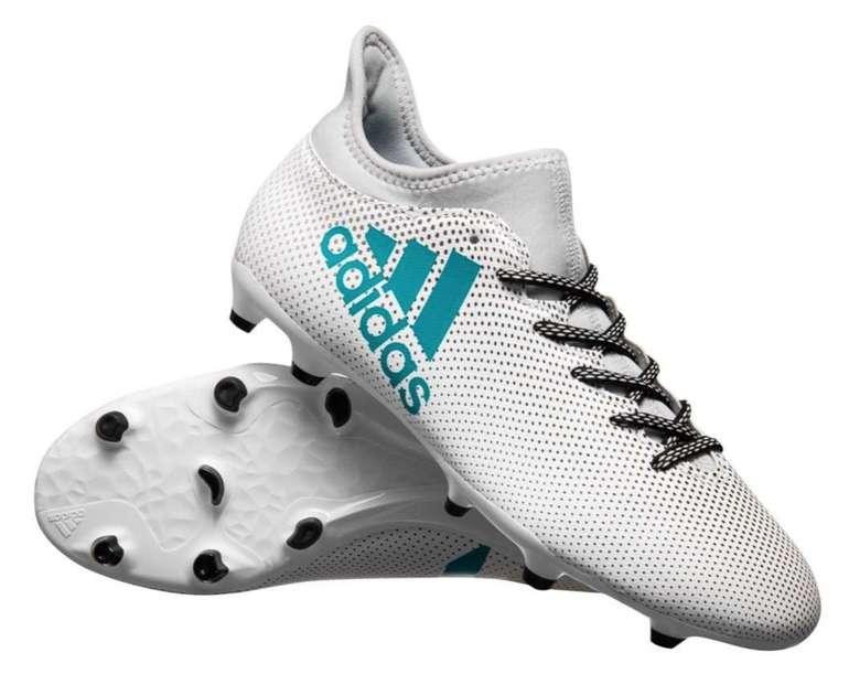 Adidas X 17.3 FG Jr. Kinder Fußballschuhe für 16,94€ inkl. Versand (statt 28€)