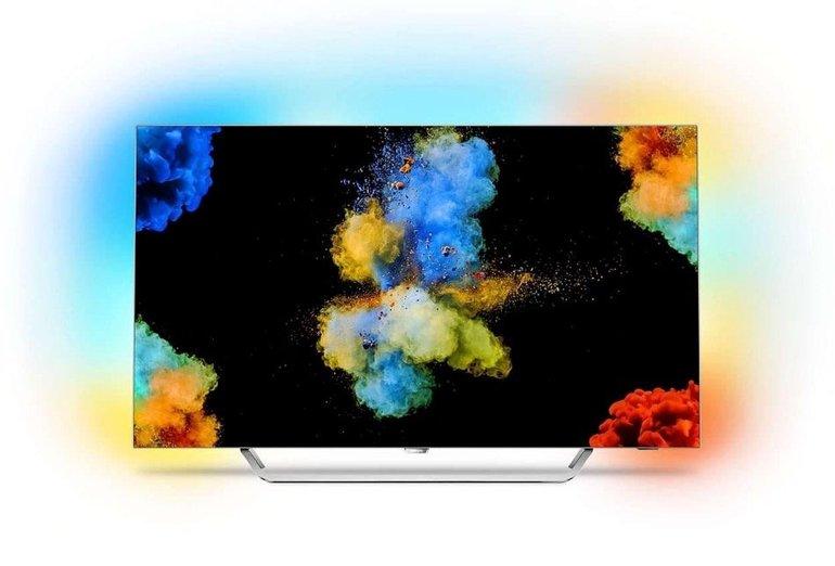 Philips 55POS9002 55 Zoll 4K OLED TV mit Ambilight für 1017,99€ (statt 1.377€)