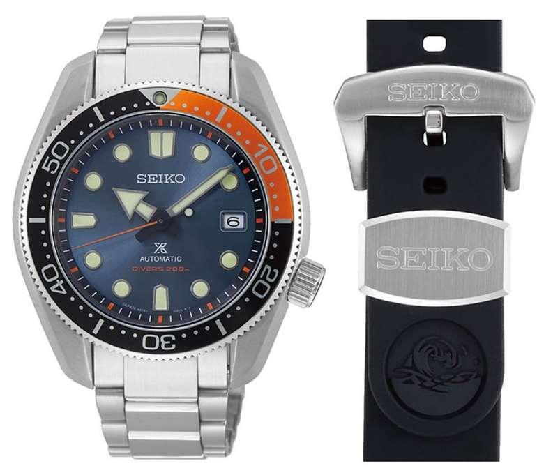 Seiko SPB097J1 Prospex Twilight Blue Special Edition Herrenuhr mit Wechselarmband für 799,20€ (statt 888€)