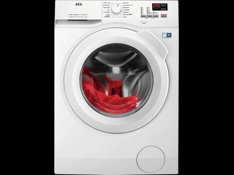 AEG L6FBA674 Lavamat  Waschmaschine (7.0 kg, 1600 U/Min., A+++) für 399€