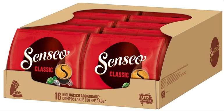 160er Pack Senseo Pads Classic (UTZ zertifizierte Senseopads, 10 x 16 Stück) für 16,90€ inkl. Versand