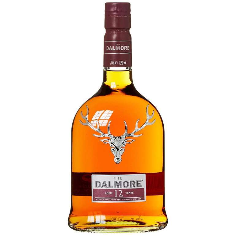 Dalmore 12 Jahre Single Malt Scotch (1 x 0,7 l) 40% Vol. für 34,99€ (statt 44€)