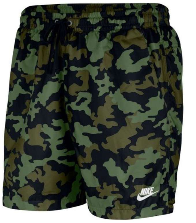 "Nike Sportswear Herren Shorts ""Men's Woven Shorts"" für 20,79€ inkl. Versand (statt 31€)"