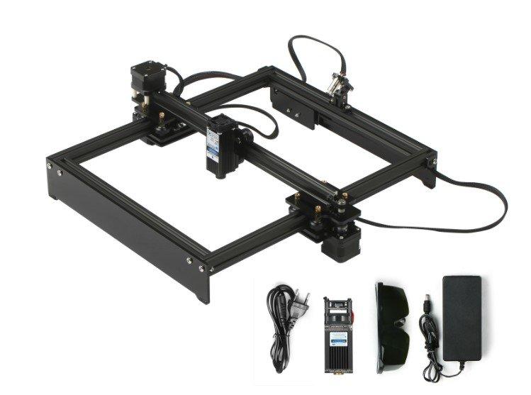 KKmoon Lasergravurmaschine mit App-Steuerung für 94,99€ inkl. Versand (statt 104€)