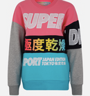 "Superdry Damen Sport-Sweatshirt ""Japan Edition Crew"" für 50,92€ (statt 60€)"