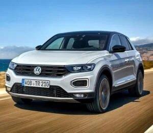 Privatleasing: Volkswagen T-Roc 1.6 (116 PS) für 150,00€ mtl. (LF: 0,43)