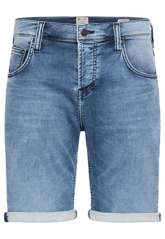 Jeans Direct 10% Rabatt auf Shorts (MBW: 40€) z.B. Mustang Herren Jeans Short Chicago für 31,49€