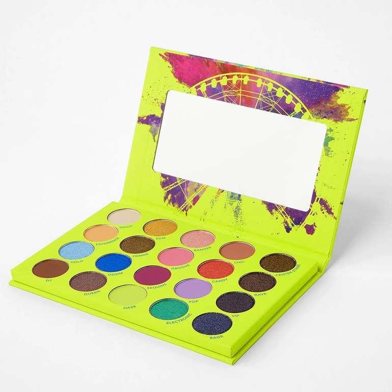BH-Cosmetics: Sale mit bis zu 60% Rabatt, z.B. Colour Festival Palette für 8€ (statt 20€)