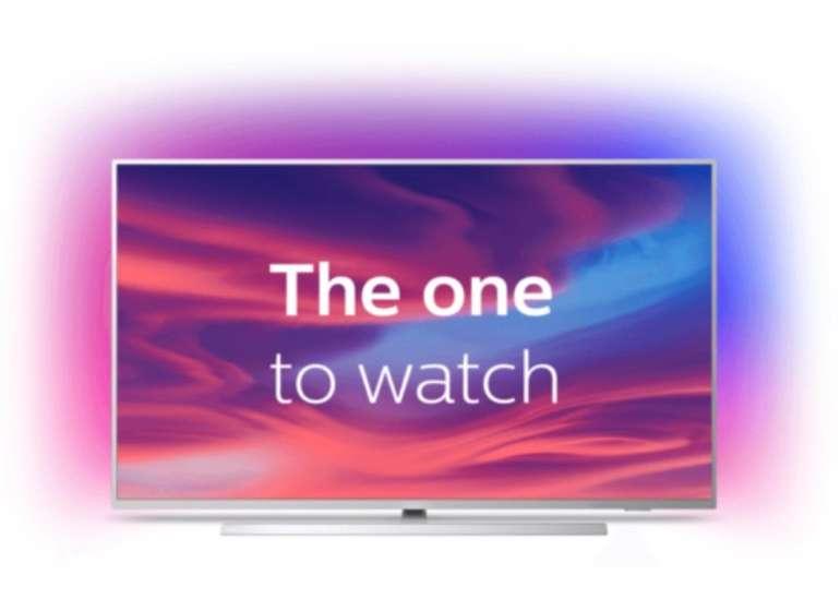 Philips 55 PUS 7354/12 - 55 Zoll UHD 4K LED Smart TV mit Android 9.0 für 477,97€ (statt 639€) - Direktabzug!