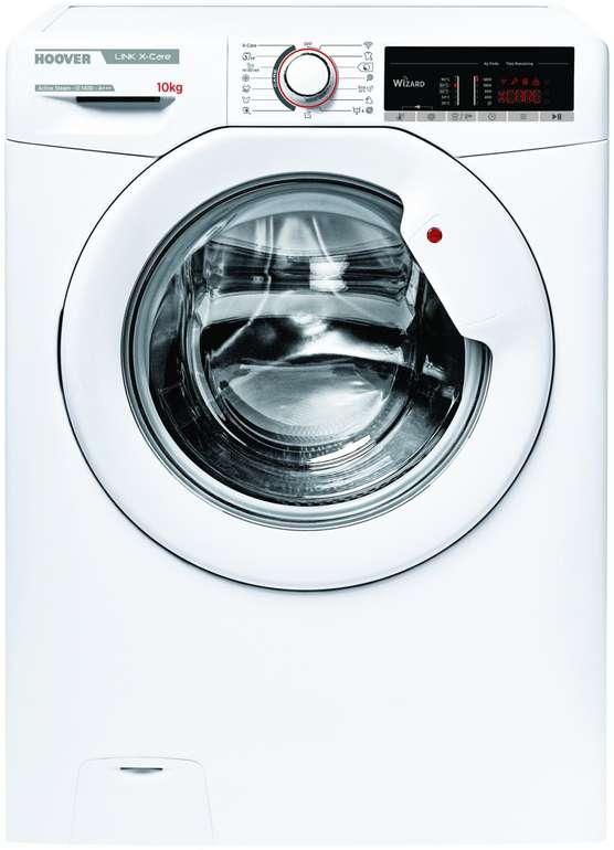 Hoover HSX 14105T3/1-S Waschmaschine für 299,90€ inkl. Versand (statt 300€)