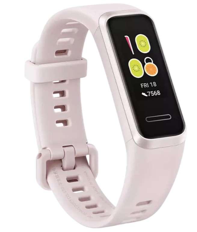 Huawei Band 4 (ANDES-B29) Fitness Tracker (85-123 mm) für 22,98€ inkl. Versand (statt 29€)