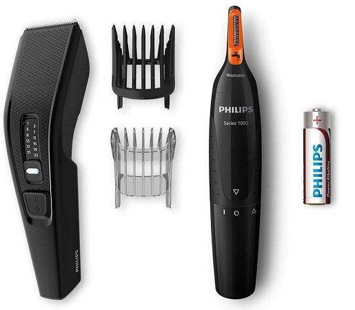 Philips Haarschneider HC3510/85 + Nasenhaartrimmer für 25,90€ (statt 32€)