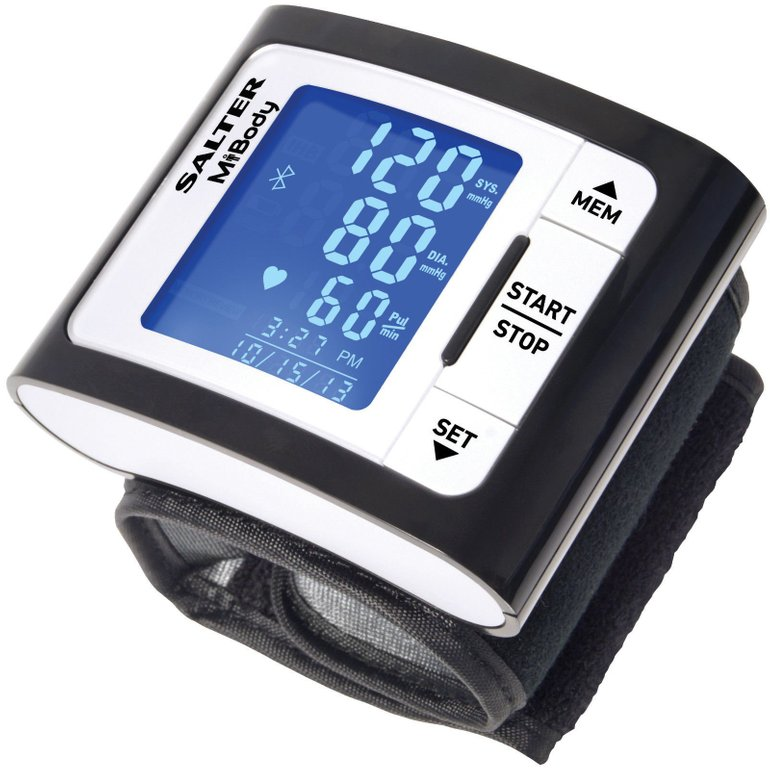 Salter BPW 9154 Blutdruckmessgerät für 16,15€ inkl. Versand (statt 32€)