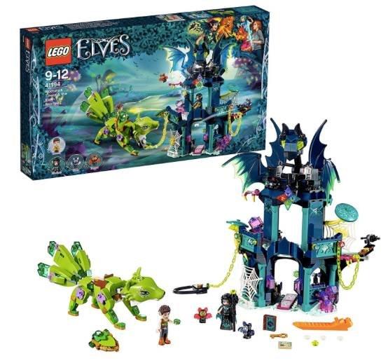 Lego Elves - Nocturas Turm und die Rettung des Erdfuchses (41194) für 41,99€
